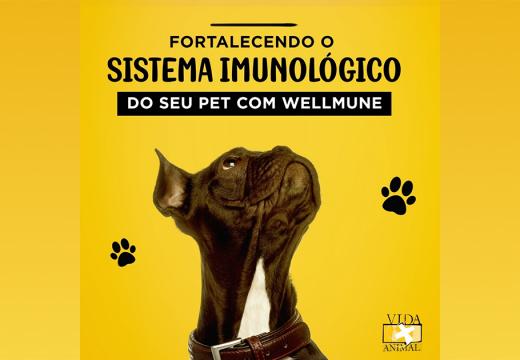 Fortalecendo o sistema imunológico do seu pet com Wellmune